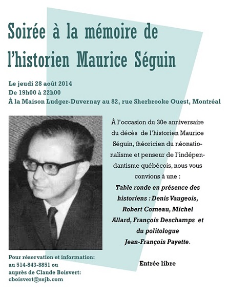 maurice sguin